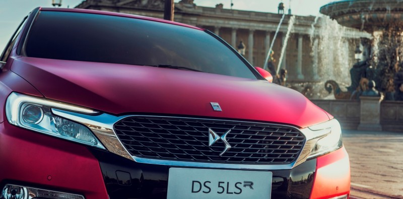 Citroen DS Brings Parisian Street Style to Beijing with DS 5LS -- 5LS R Version Packing 300HP! 28