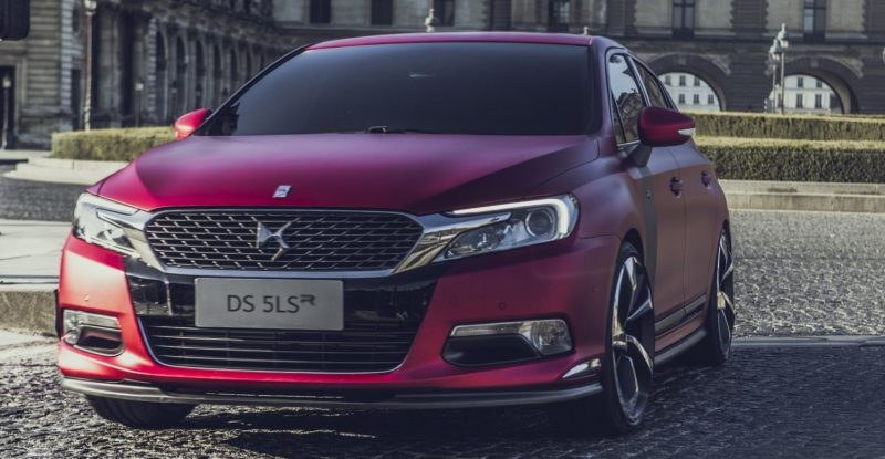 Citroen DS Brings Parisian Street Style to Beijing with DS 5LS -- 5LS R Version Packing 300HP! 31