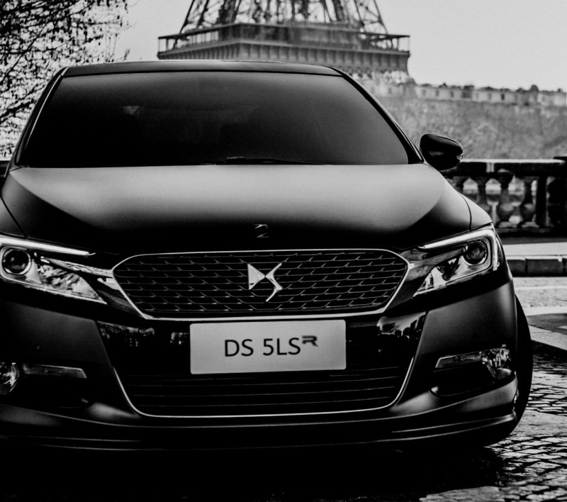 Citroen DS Brings Parisian Street Style to Beijing with DS 5LS -- 5LS R Version Packing 300HP! 35