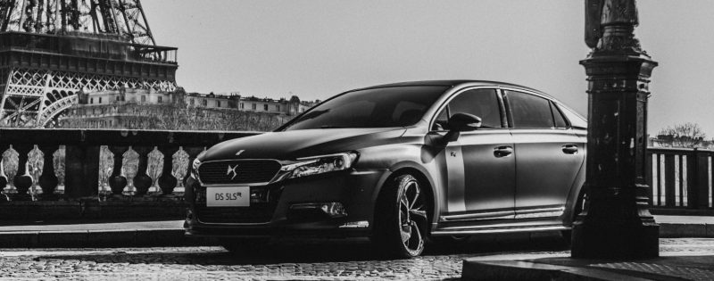 Citroen DS Brings Parisian Street Style to Beijing with DS 5LS -- 5LS R Version Packing 300HP! 36
