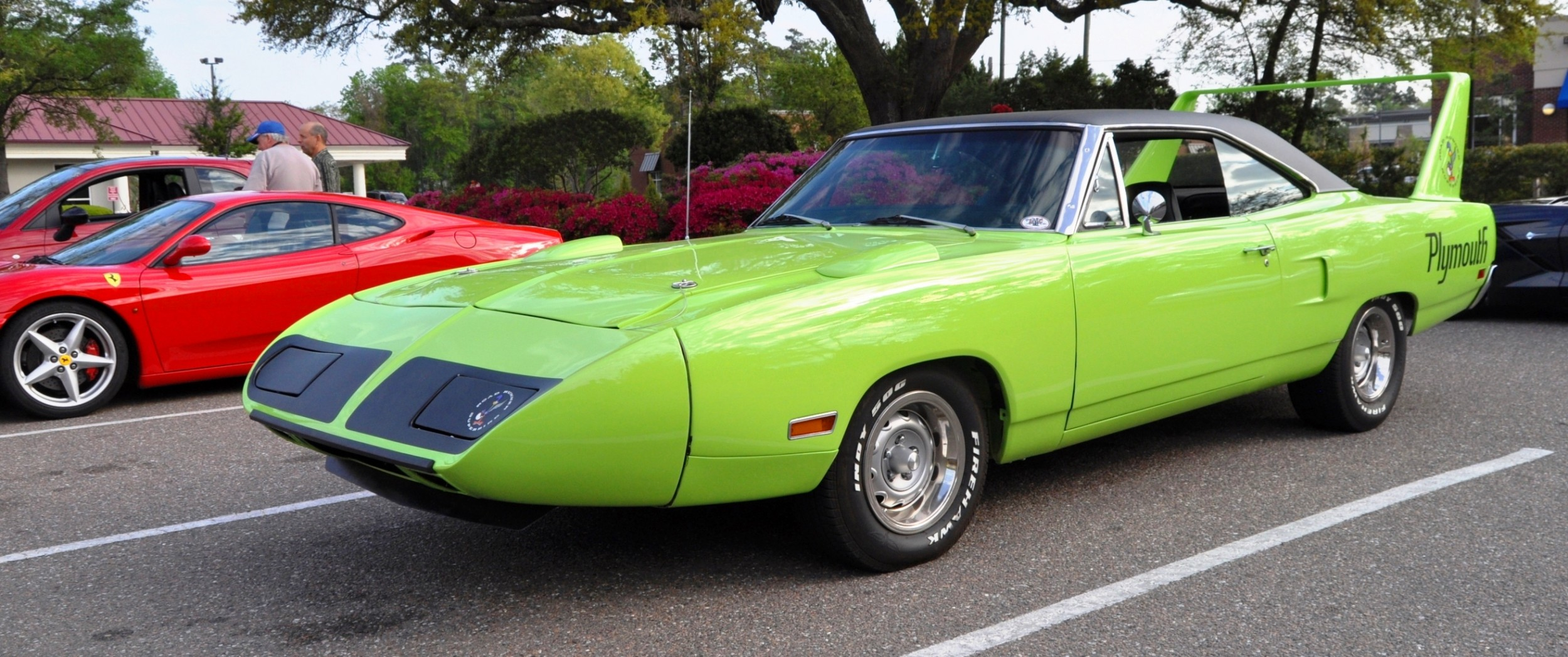 1970 Plymouth Road Runner Superbird At Charleston Cars
