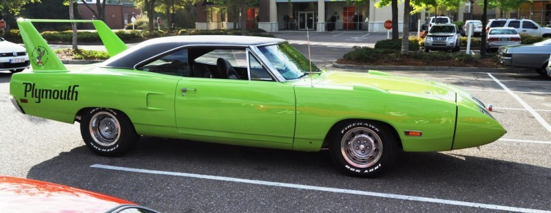 1970 Plymouth Road Runner Superbird at Charleston Cars ...