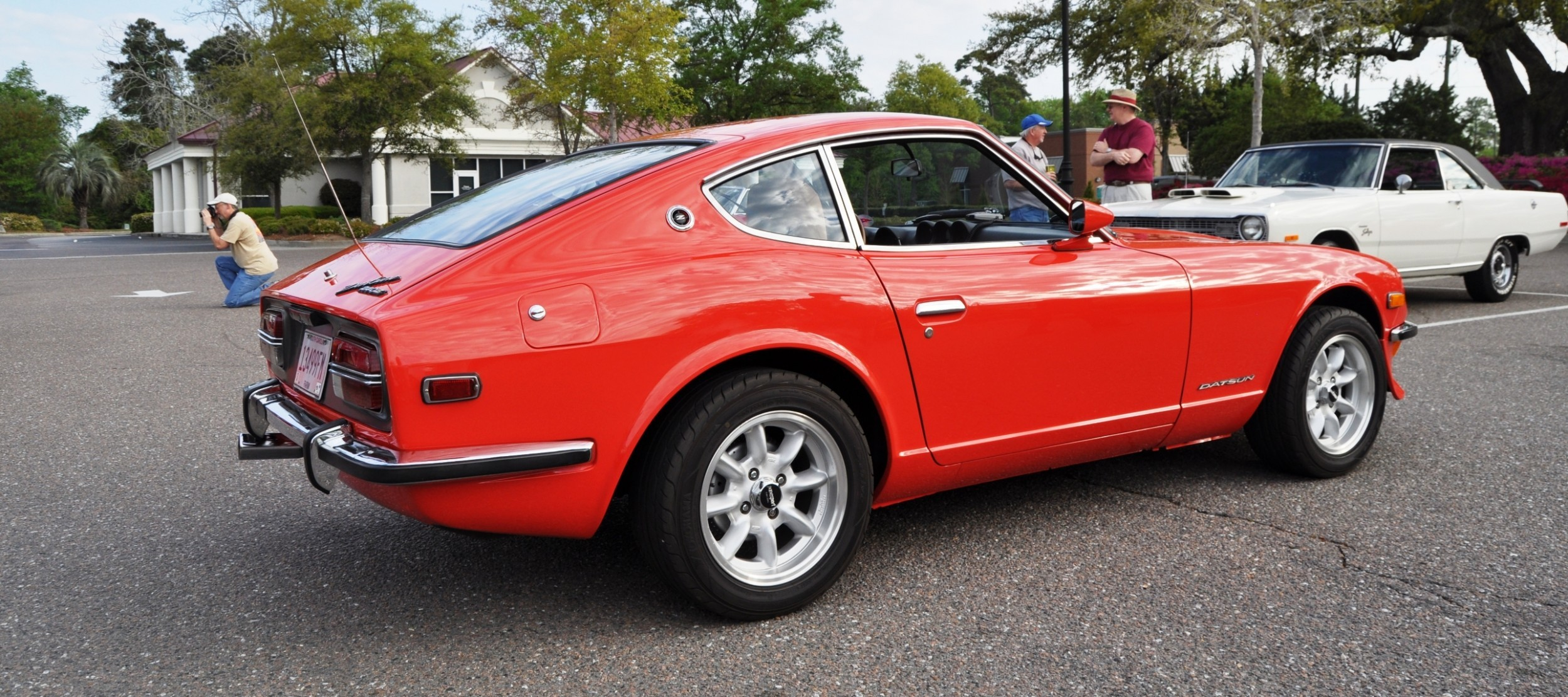 University Of Toyota >> Classic Sports Cars -- Datsun 240Z at Cars & Coffee ...