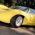 Concept Flashback -- 1969 Alfa-Romeo Tipo 332 Coupe Speciale -- Gullwing Mid-Engine Supercar That Never Was 12