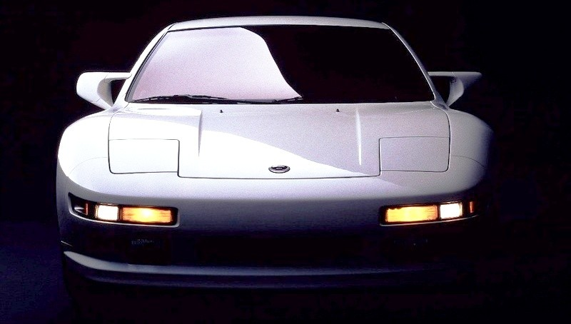 Concept Flashbacks 1978 Nissan DOME Zero and 1987 Nissan MID4 Type II 5