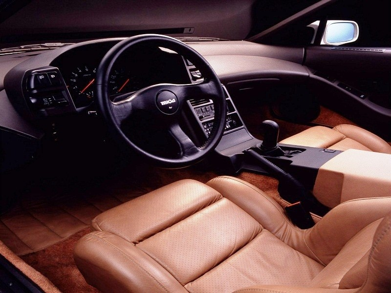Concept Flashbacks 1978 Nissan DOME Zero and 1987 Nissan MID4 Type II 8