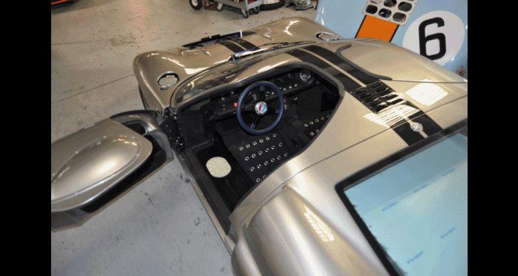 GT40 Mk II Header GIF