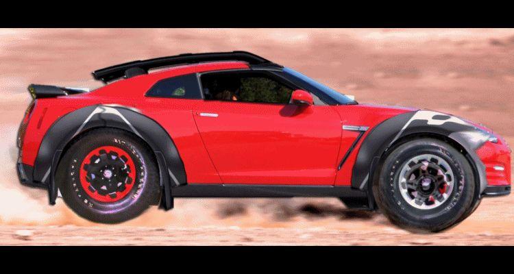 GTR Dakar GIF22
