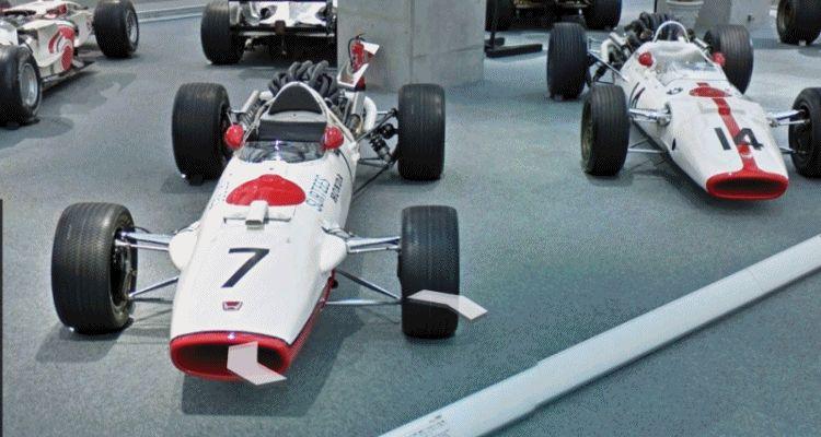Honda Hall Collection GIF1