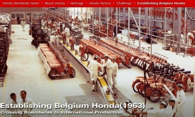 Honda Heritage Celebration -- Official Togichi Museum PhotoSpheres -- 71 Honda-isms and Milestone Achievements Since 1936 38