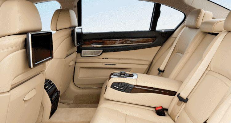 INTERIOR GIF BMW 2014 740Li