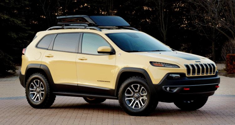 Jeep Cherokee Adventurer by MOPAR