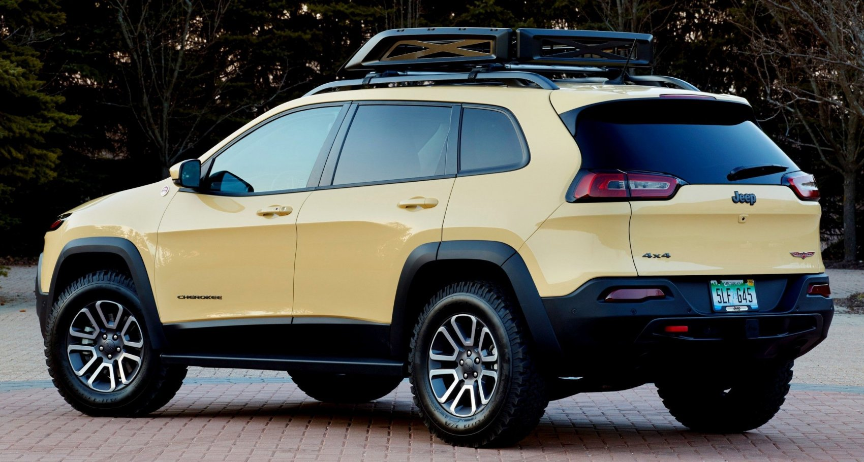 Mopar Adding Huge Jeep Upgrade Options Cherokee