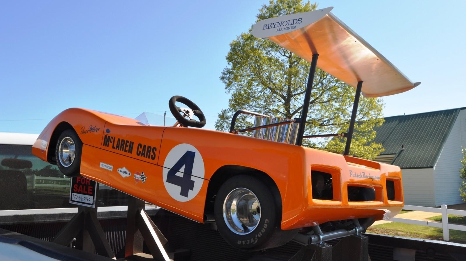 McLaren M8B Go-Kart Seeking Posh New Home, McLaren Owner Strongly Preferred 10