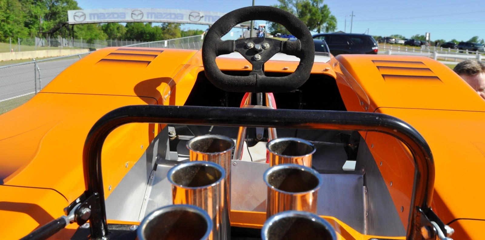 McLaren M8B Go-Kart Seeking Posh New Home, McLaren Owner Strongly Preferred 14