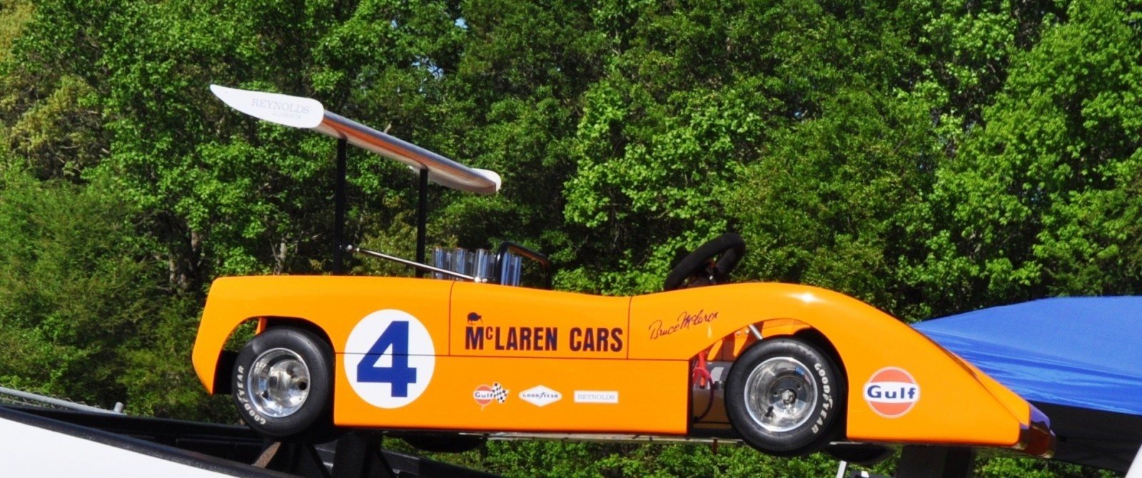 McLaren M8B Go-Kart Seeking Posh New Home, McLaren Owner Strongly Preferred 2