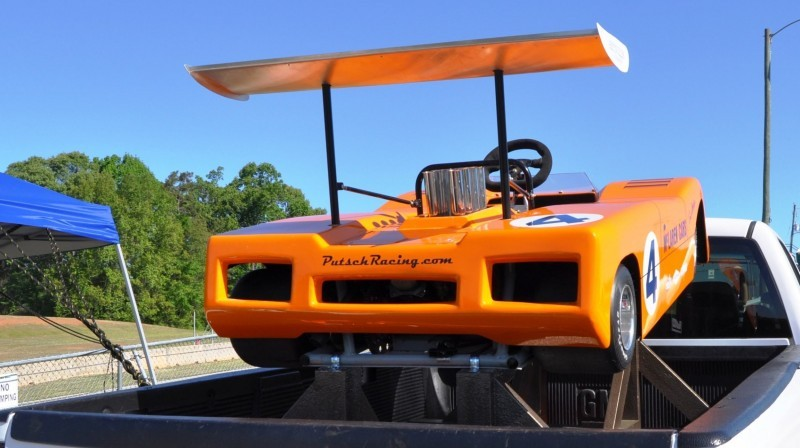 McLaren M8B Go-Kart Seeking Posh New Home, McLaren Owner Strongly Preferred 7