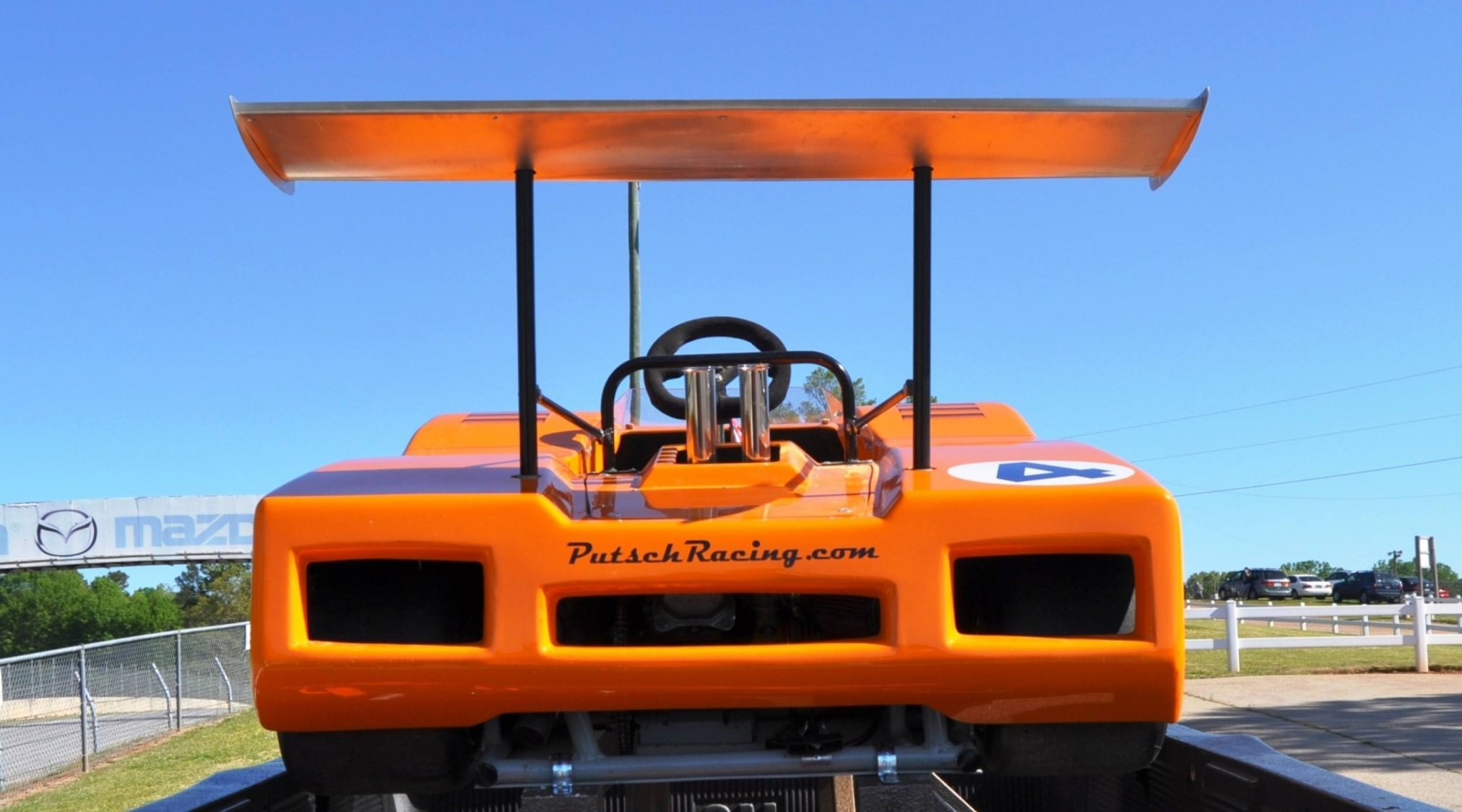 McLaren M8B Go-Kart Seeking Posh New Home, McLaren Owner Strongly Preferred 8