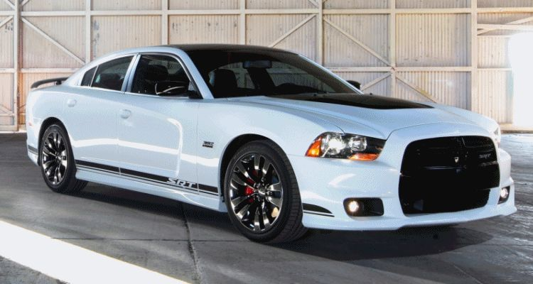 Mega Photo Gallery - 2014 Dodge Charger SRT and Pursuit in 70 Photos GIF
