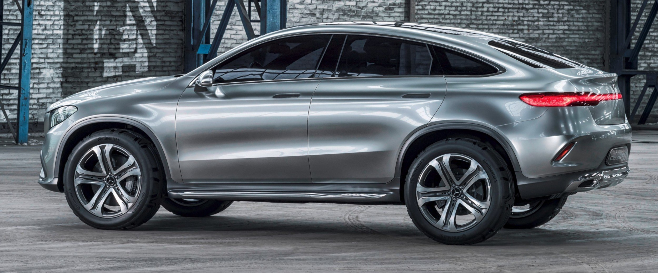 New Mercedes Suv >> Mercedes Benz Concept Coupe Suv Beijing 2014 Sets New Design