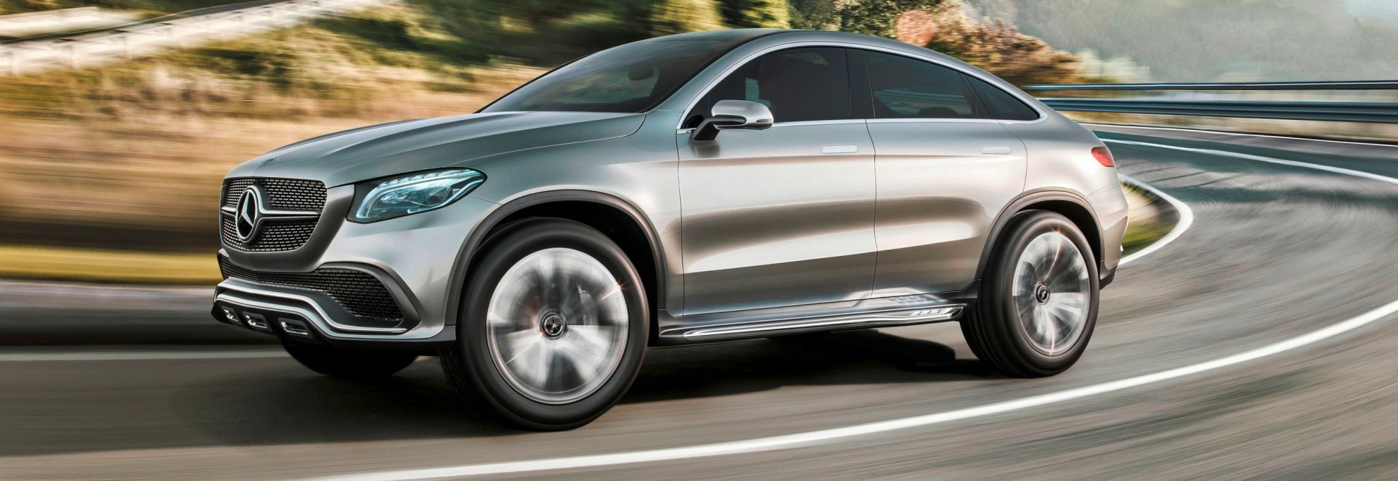 Mercedes Benz Concept Coupe Suv Beijing 2014 Sets New Design 2017 2018 Ca