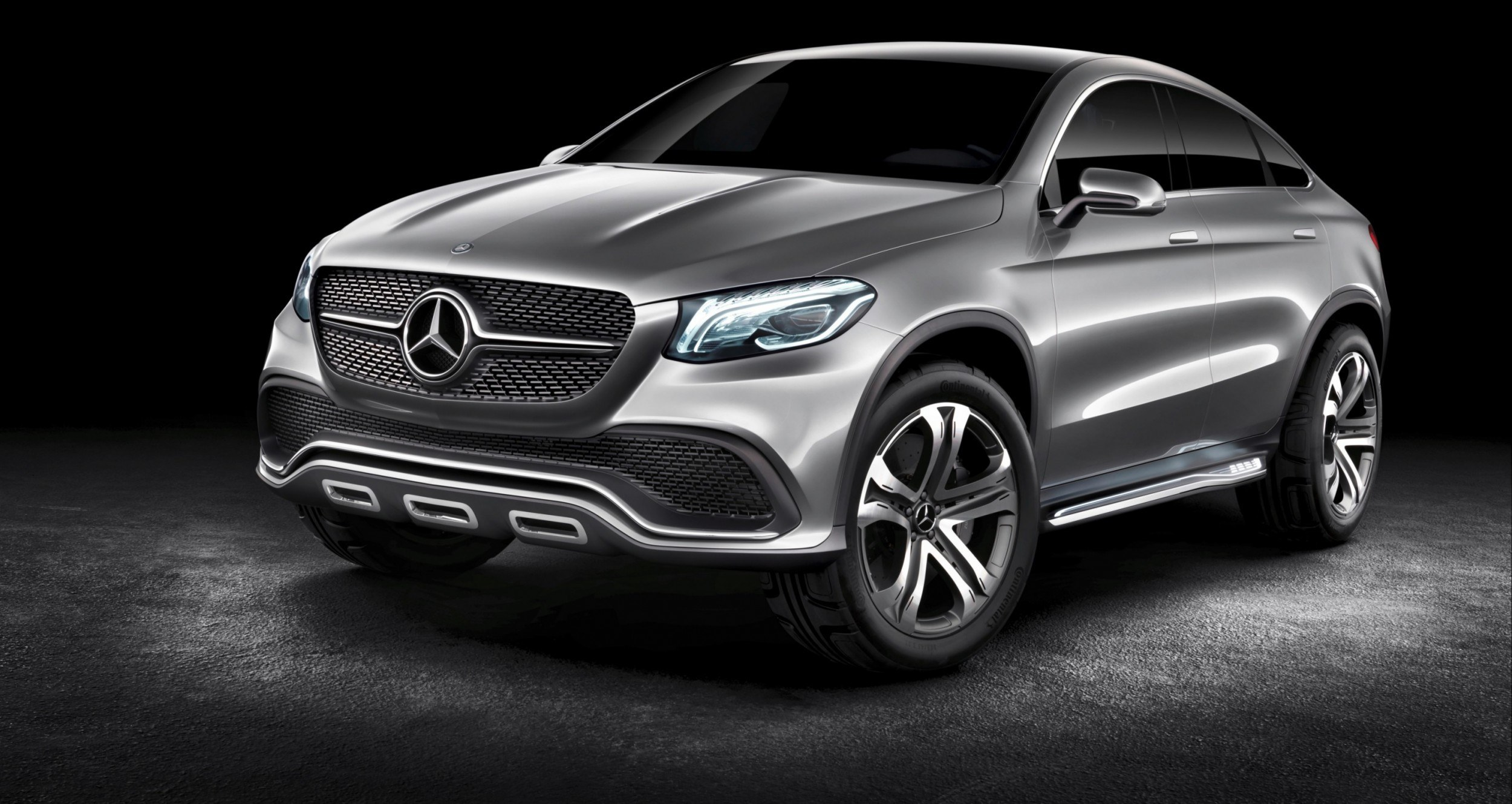 Usa debut in 80 new photos 2014 mercedes benz concept for Mercedes benz suv coupe