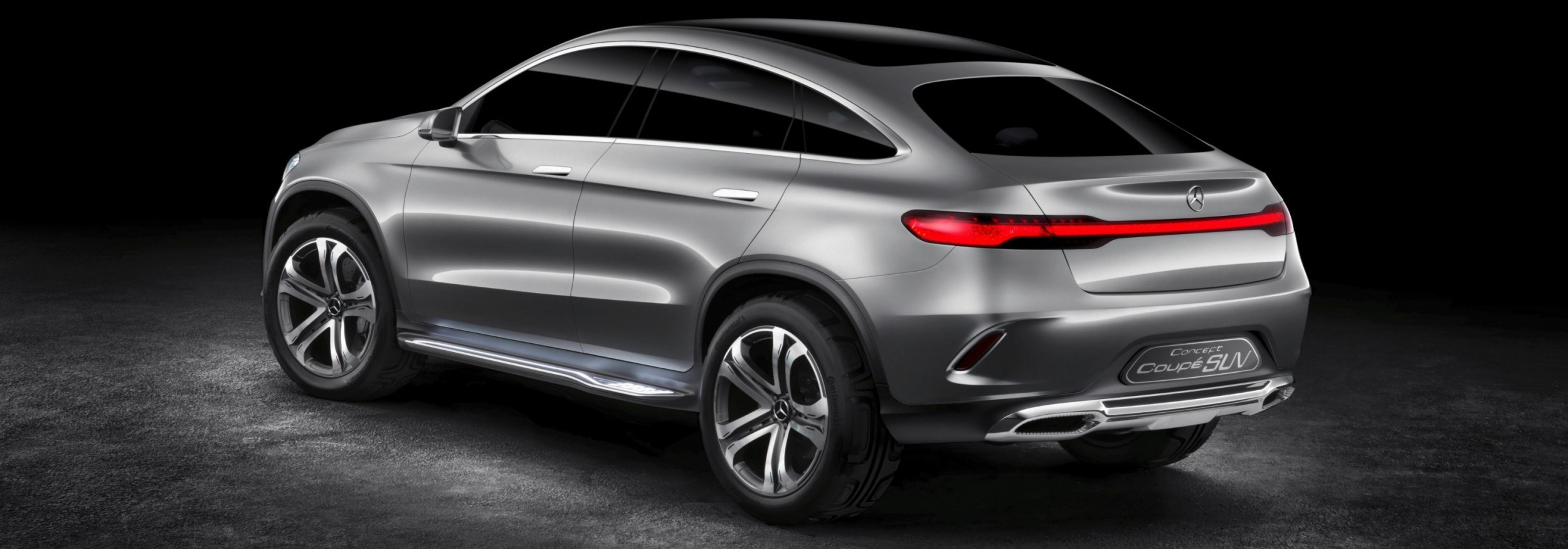 Mercedes-Benz Concept Coupe SUV - Beijing 2014 - Sets New ...