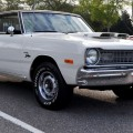 Mini Musclecar Is Ready To Boogie! 1973 Dodge Dart Swinger at Charleston, SC Cars & Coffee