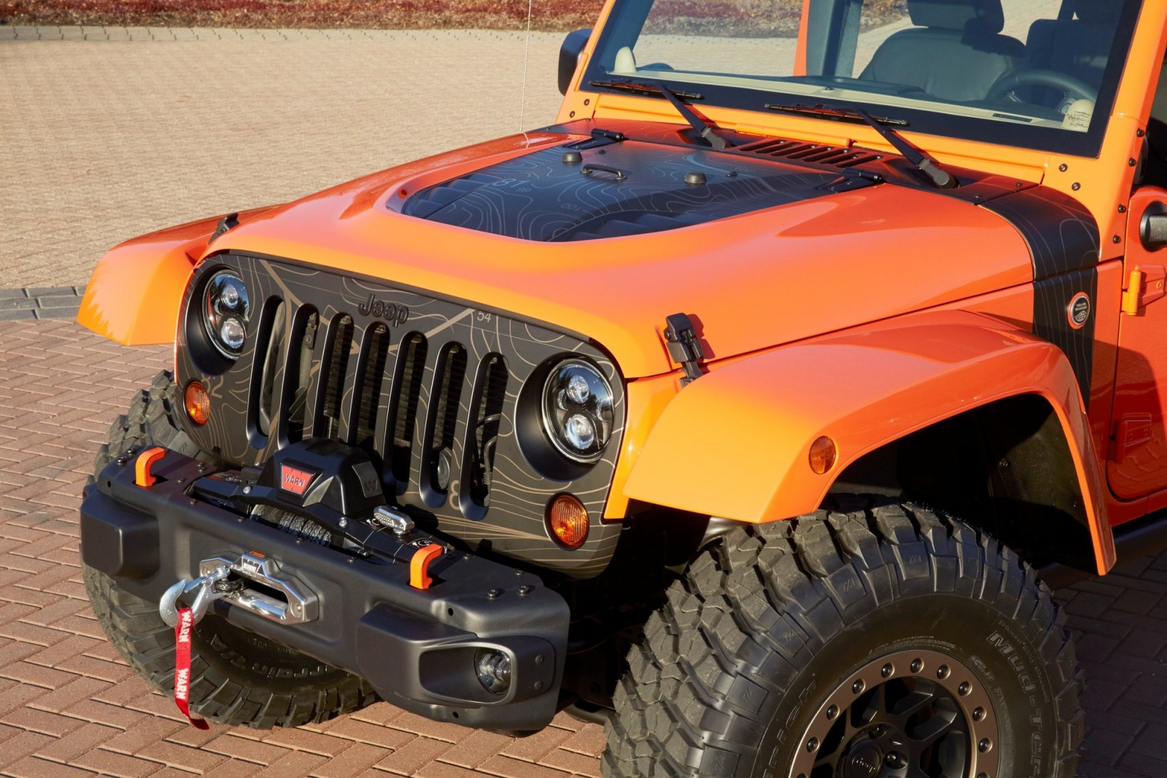 2014 Jeep Wrangler Rubicon >> Jeep Wrangler MOAB Concepts Are All Do-Able Via Latest ...