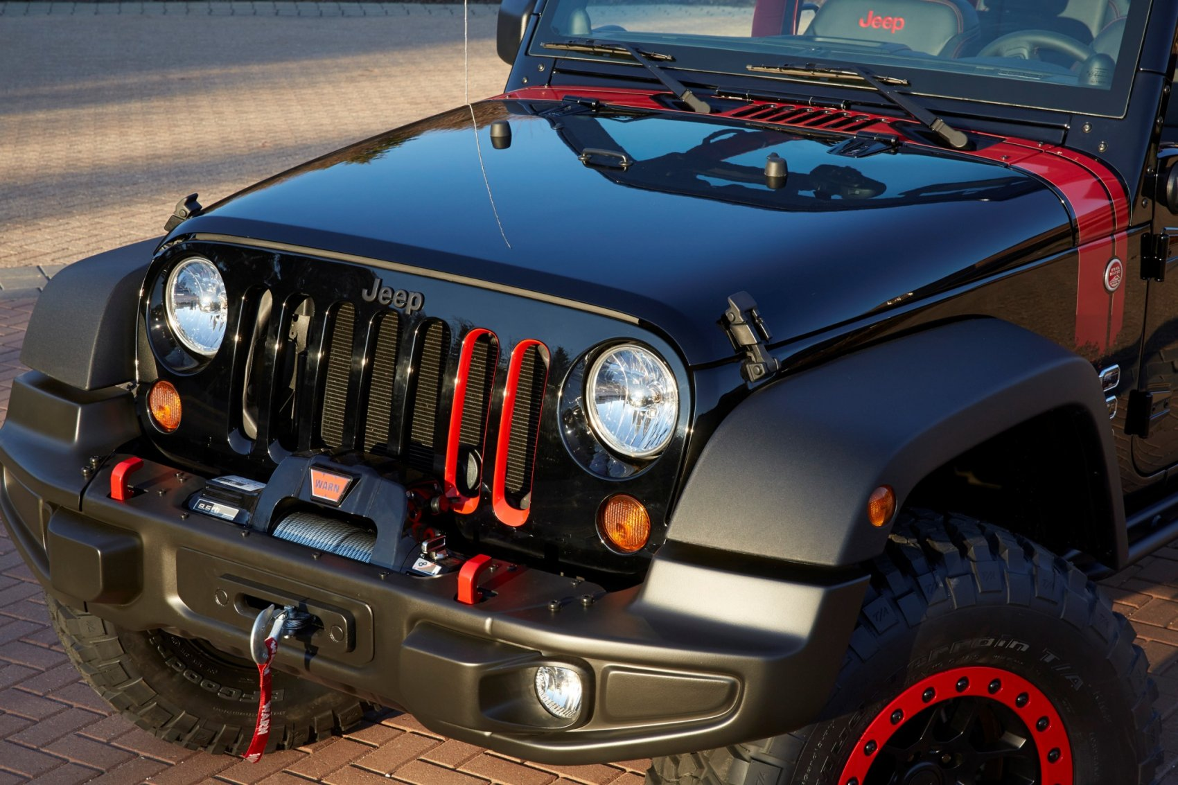 Jeep Wrangler MOAB Concepts Are All Do Able Via Latest MOPAR