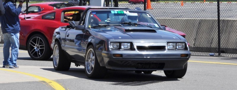 Mustang 50th Anniverary Showcase - $150,000 Race-Prepped 1986 Mustang GT Convertible 14
