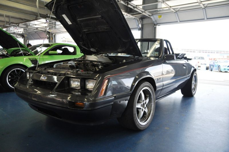 Mustang 50th Anniverary Showcase - $150,000 Race-Prepped 1986 Mustang GT Convertible 2