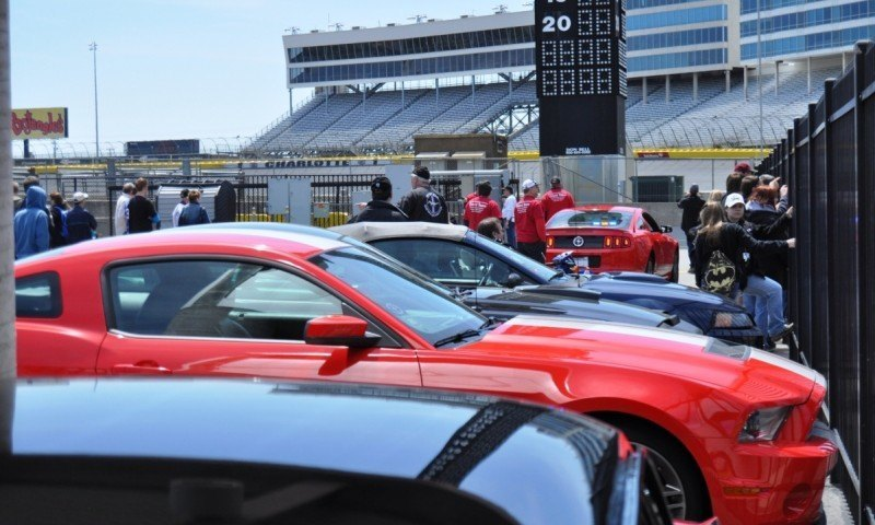 Mustang 50th Anniversary - Stragglers Gallery Shows 150 Great Photos of Your Dream Mustangs 158