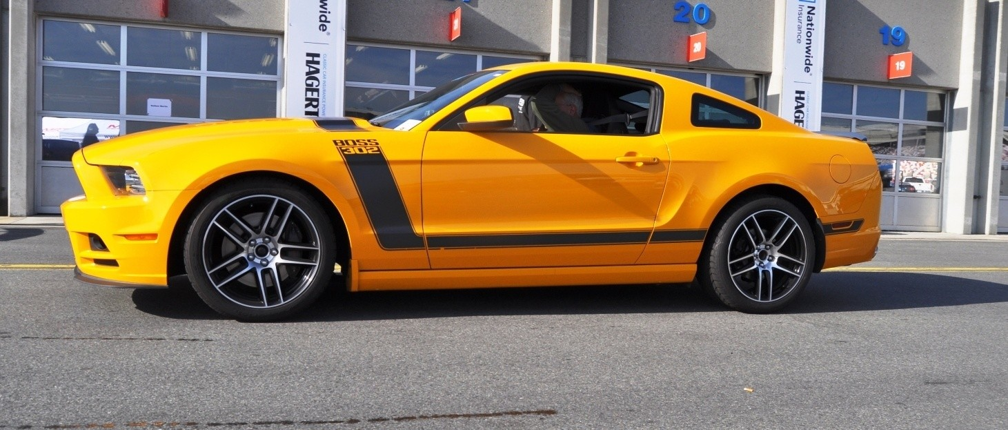 Mustang 50th Anniversary - Stragglers Gallery Shows 150 Great Photos of Your Dream Mustangs 19
