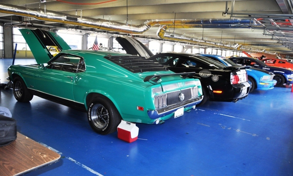 Mustang 50th Anniversary - Stragglers Gallery Shows 150 Great Photos of Your Dream Mustangs 27