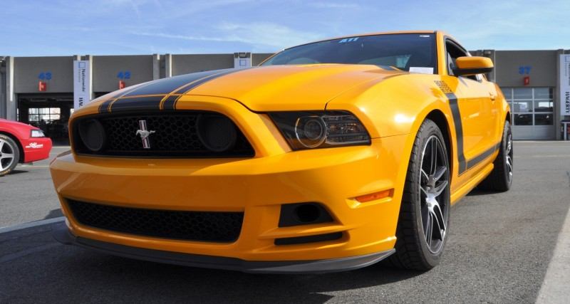 Mustang 50th Anniversary - Stragglers Gallery Shows 150 Great Photos of Your Dream Mustangs 40