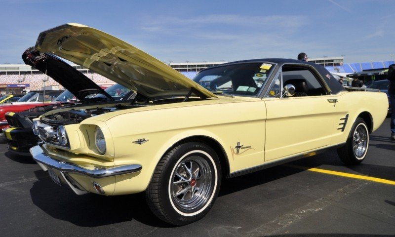 Mustang 50th Anniversary - Stragglers Gallery Shows 150 Great Photos of Your Dream Mustangs 59
