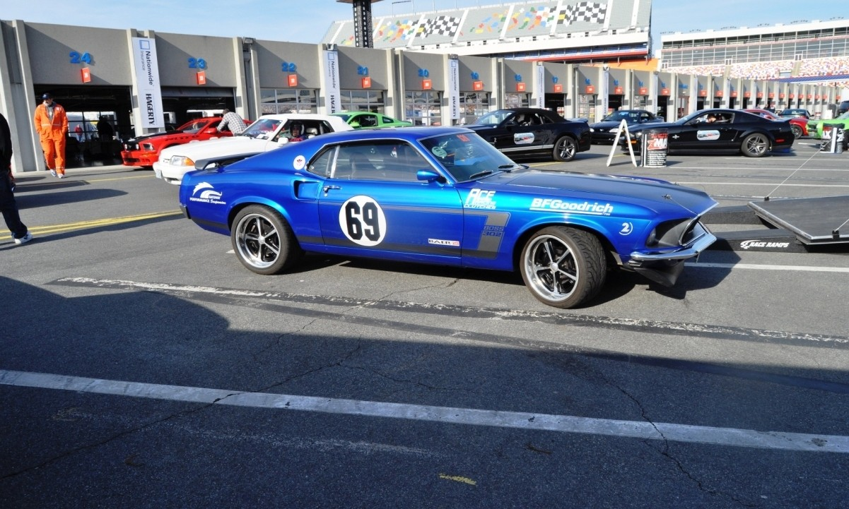 Mustang 50th Anniversary - Stragglers Gallery Shows 150 Great Photos of Your Dream Mustangs 8