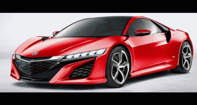 NSX Colors Nose Animation GIF header2