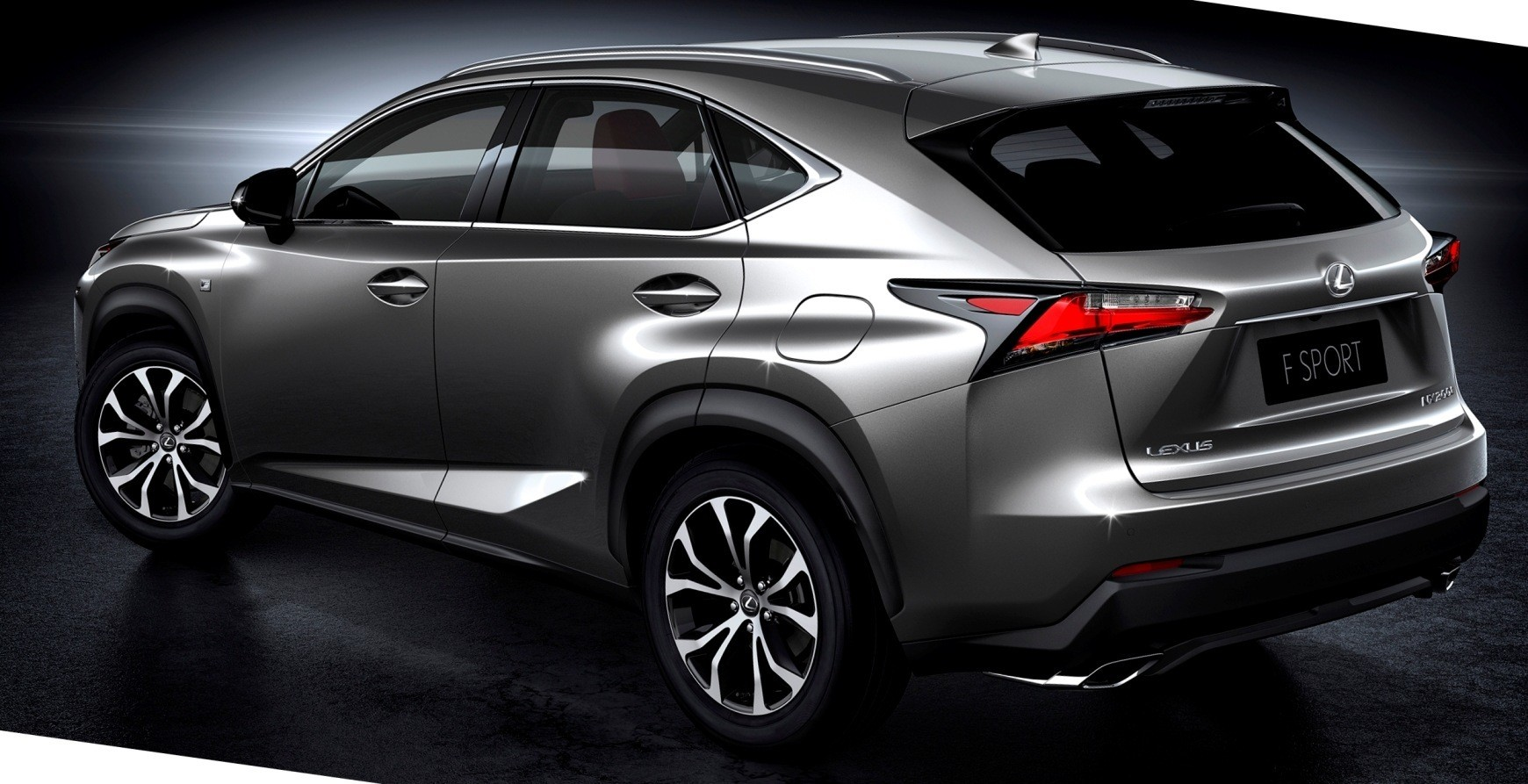 Update1 - 2015 Lexus NX300h and NX200t F Sport Revealed ...