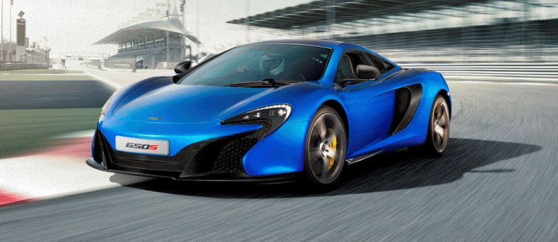 New McLaren 650S Bridges $700,000 Price Gap Between 12C and P1 -- First Orders Arrive Spring 2014 GIF