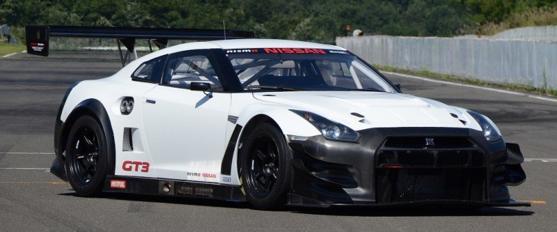 Nissan GT-R GT3 COnfirmed for 2014 Nurbugring 24H Race in June 18
