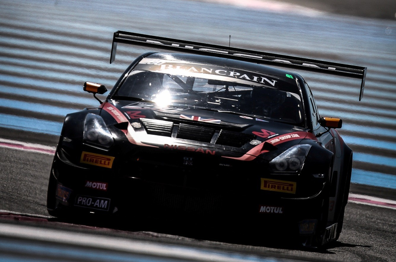 Nissan GT-R GT3 COnfirmed for 2014 Nurbugring 24H Race in June 2