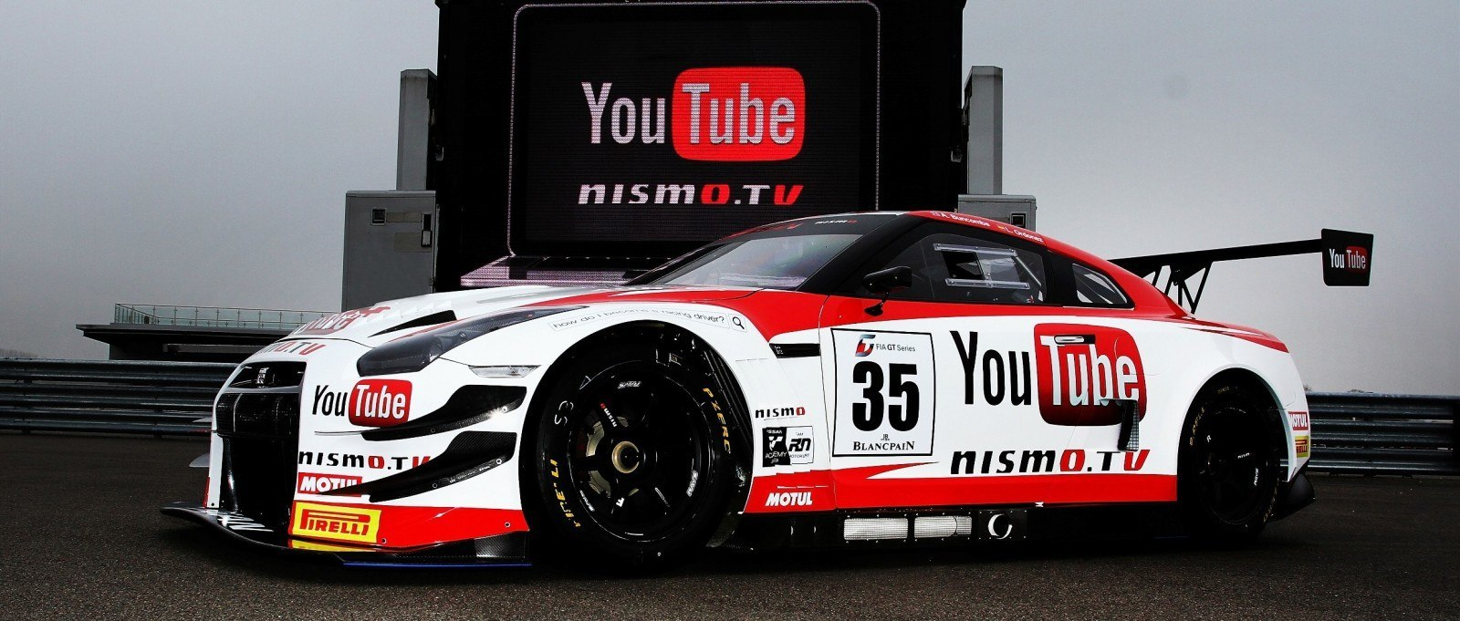 Nissan GT-R GT3 COnfirmed for 2014 Nurbugring 24H Race in June 24