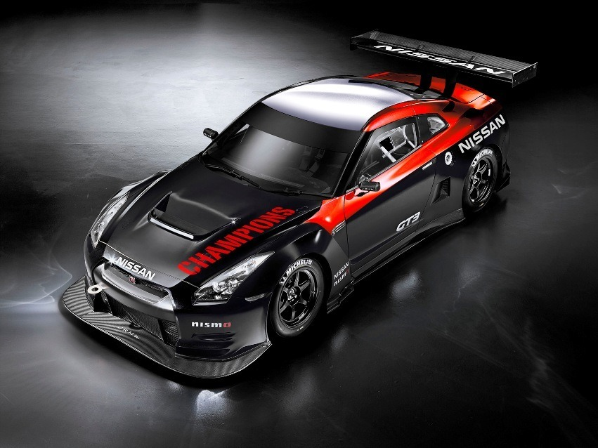 Nissan GT-R GT3 COnfirmed for 2014 Nurbugring 24H Race in June 28