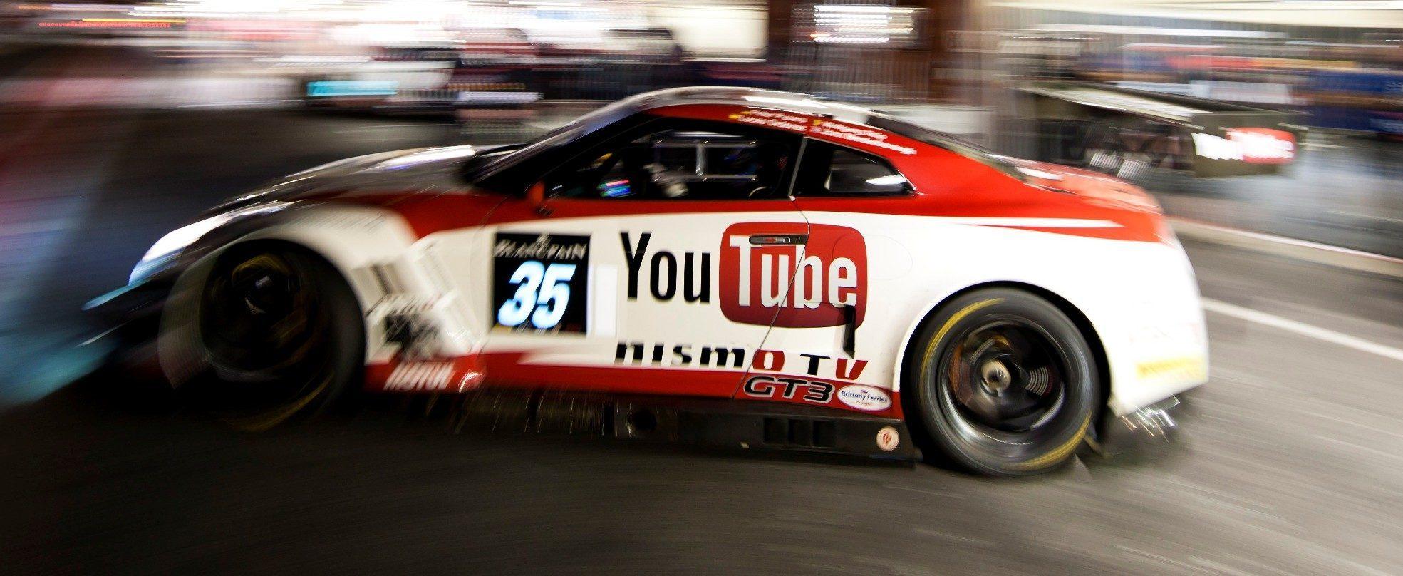 Nissan gtr 2014 nurburgring webcam