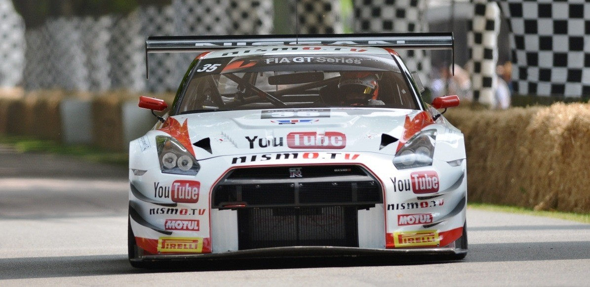 Nissan GT-R GT3 COnfirmed for 2014 Nurbugring 24H Race in June 30