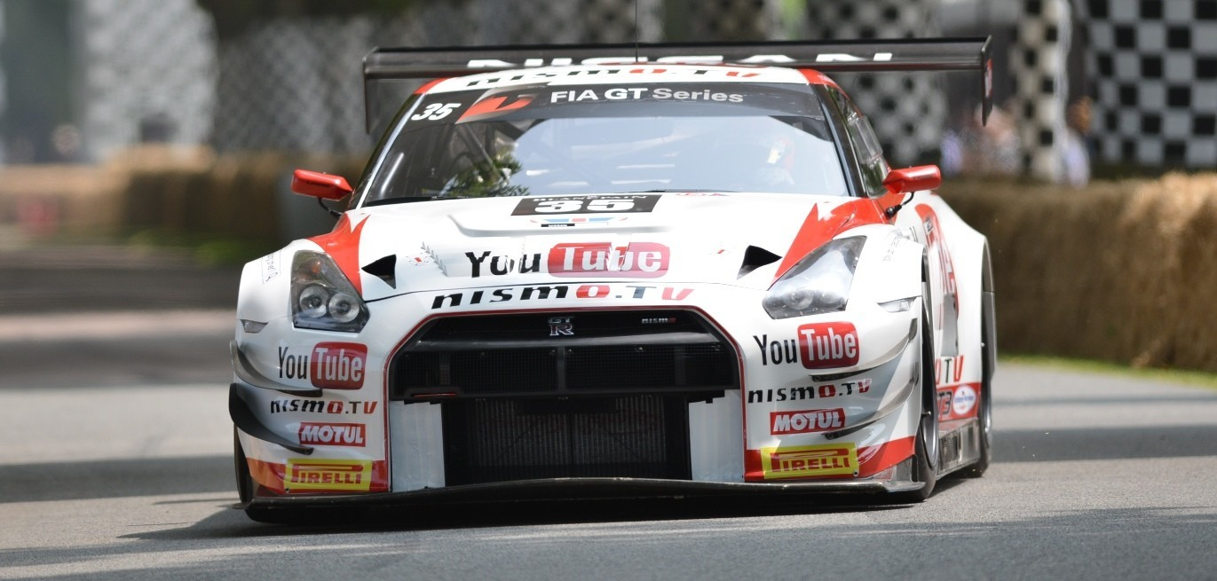 Nissan GT-R GT3 COnfirmed for 2014 Nurbugring 24H Race in June 31