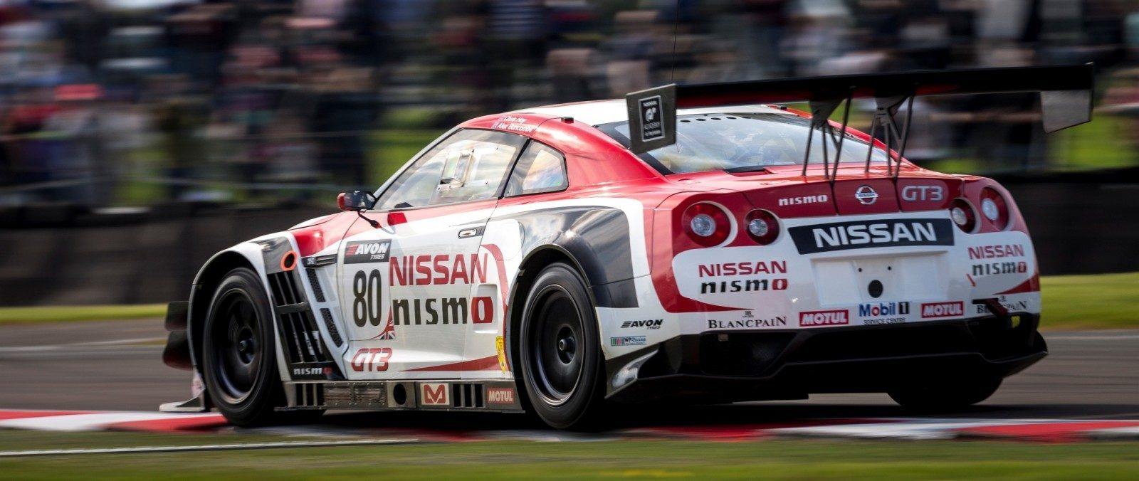 Nissan GT-R GT3 COnfirmed for 2014 Nurbugring 24H Race in June 6