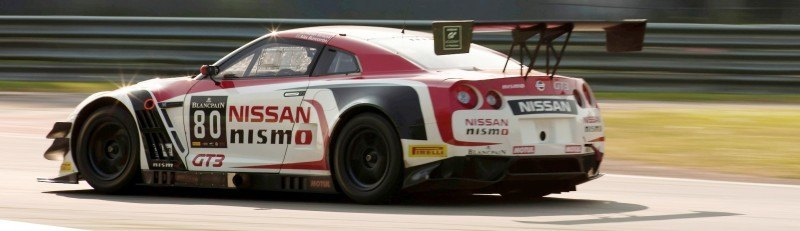 Nissan GT-R GT3 COnfirmed for 2014 Nurbugring 24H Race in June 7